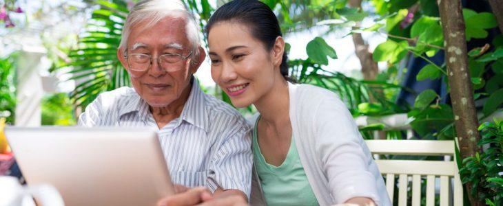 Give up the caregiver Guilt