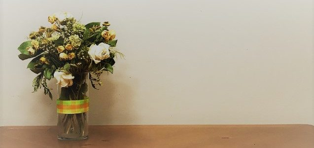 grieving flowers