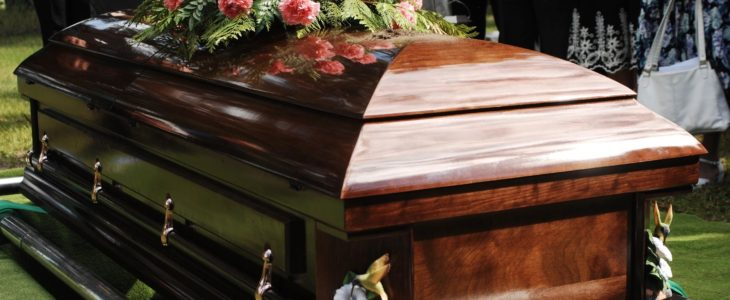 My Husband's Funeral